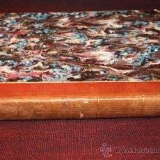 Libros antiguos: 1219- HISTOIRE DE LA SOCIETÉ DOMESTIQUE, 2ª EDITION, TOME PREMIER, GAUME, PARIS, 1854. Lote 24796803