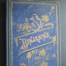 Alte Bücher - BENJAMINA. FRANCO, José. Librería de Montserrat, de Juan Roca y Bros. 1897 - 24891967