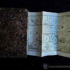 Libros antiguos: TRATADO DE LAS AGUAS. JOSE MARIANO VALLEJO. TOMO 2. IMPRENTA MIGUEL BURGOS.1833 529 PAG. Lote 26476152