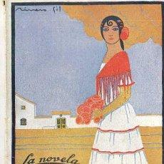 Libros antiguos: CRISTÓBAL DE CASTRO : CLAVELLINA - LA NOVELA MUNDIAL, 1927. Lote 25261965