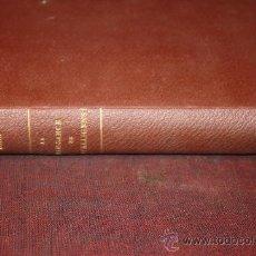 Libros antiguos: 1080- LA NAISSANCE DE L'INTELLIGENCE, PARIS, FLAMMARION, 1920, DR. GEORGES BOHN. Lote 25358804