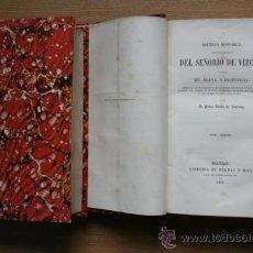 Libros antiguos: DEFENSA HISTÓRICA, LEGISLATIVA Y ECONÓMICA DEL SEÑORÍO DE VIZCAYA Y PROVINCIAS DE ALAVA Y GUIPÚZCOA,. Lote 25380985