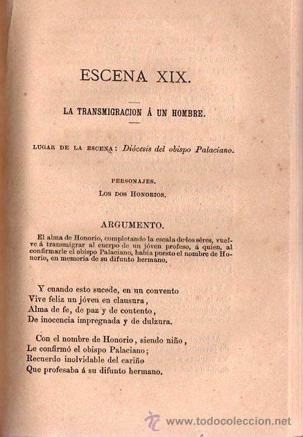 Libros antiguos: EL DRAMA UNIVERSAL DE DON RAMON DE CAMPOAMOR AÑO 1873 - Foto 2 - 25380930