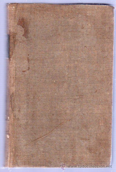 Libros antiguos: OBRAS LITERARIAS DE D. FRANCISCO MARTINEZ DE LA ROSA. TOMO SEGUNDO 1827 - Foto 6 - 26851203