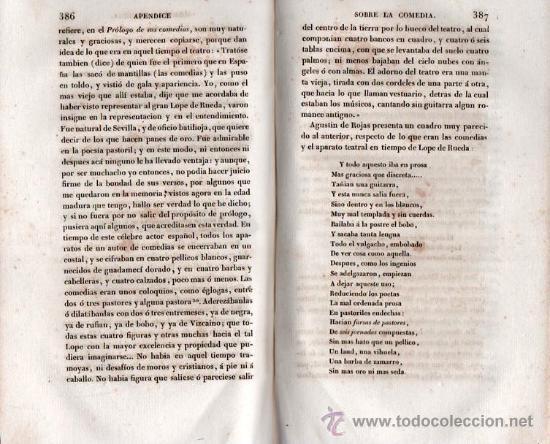 Libros antiguos: OBRAS LITERARIAS DE D. FRANCISCO MARTINEZ DE LA ROSA. TOMO SEGUNDO 1827 - Foto 2 - 26851203
