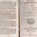 Libros antiguos: RHETORIQUE DE JOS - VICT. LE CLERC AÑO 1850. Lote 25424924