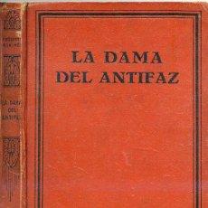 Libros antiguos: P. MERIMÉE : LA DAMA DEL ANTIFAZ (1929) . Lote 25580481