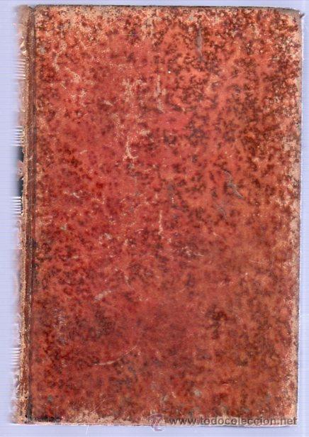 Alte Bücher: IVANHOE. REGRESO A PALESTINA - WALTER SCOTT 1831 TOMO I DE UN CLASICO - Foto 6 - 25568325