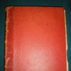 Livros antigos: LOS MISERABLES - LIBRO DE VICTOR HUGO - 1-2 - VER DETALLES Y FOTOS - AÑO 1862 ?. Lote 25618869