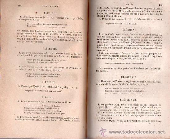 Libros antiguos: OVIDIO, EL ARTE DE AMAR. EN FRANCES 1860 - Foto 7 - 25596537