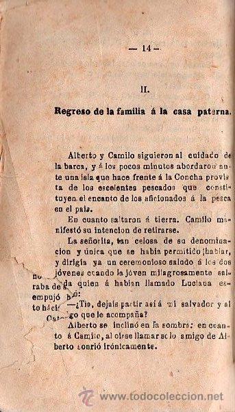 Libros antiguos: LA MAS FEA DE LAS SIETE POR VICTOR PERCEVAL AÑO 1867. SEVILLA IMPRENTA LA ANDALUCIA - Foto 5 - 25705144