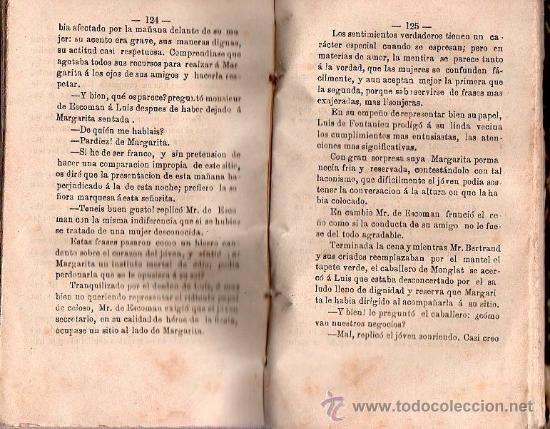 Libros antiguos: LA MAS FEA DE LAS SIETE POR VICTOR PERCEVAL AÑO 1867. SEVILLA IMPRENTA LA ANDALUCIA - Foto 2 - 25705144