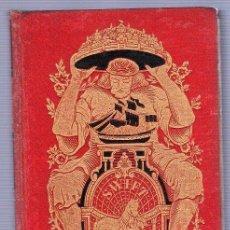 Libros antiguos: LOS VIAJES DE GULLIVER POR JONATHAN SWIFT - PARIS, LIBRERIA DE GARNIER HERMANOS AÑO 1889. Lote 25735006