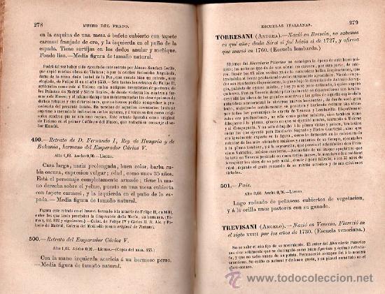 Libros antiguos: CATALOGO DEL MUSEO DEL PRADO. 1872 - PEDRO DE MADRAZO - Foto 3 - 27208035