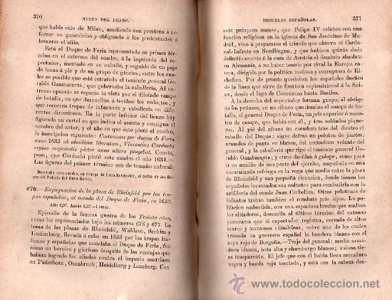 Libros antiguos: CATALOGO DEL MUSEO DEL PRADO. 1872 - PEDRO DE MADRAZO - Foto 2 - 27208035