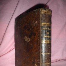 Libros antiguos: DOÑA URRACA DE CASTILLA - D.FRANCISCO NAVARRO VILLOSLADA - AÑO 1849 - BELLOS GRABADOS.. Lote 27285460