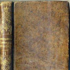 Libros antiguos: GARRIDO : HISTORIA DE LAS ASOCIACIONES OBRERAS EN EUROPA TOMO I (1864). Lote 27299977