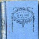 Libros antiguos: VARGAS VILA : DE SUS LISES Y DE SUS ROSAS. Lote 25949343