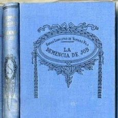 Libros antiguos: VARGAS VILA : LA DEMENCIA DE JOB. Lote 25949562