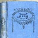 Libros antiguos: VARGAS VILA : EL FINAL DE UN SUEÑO. Lote 25949673