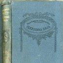 Libros antiguos: VARGAS VILA : CLEPSIDRA ROJA. Lote 25949691