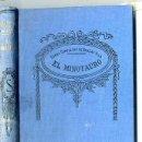 Libros antiguos: VARGAS VILA : EL MINOTAURO. Lote 25950121