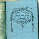 Libros antiguos: VARGAS VILA : LAS ROSAS DE LA TARDE. Lote 25950142
