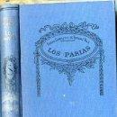 Libros antiguos: VARGAS VILA : LOS PARIAS. Lote 25950205