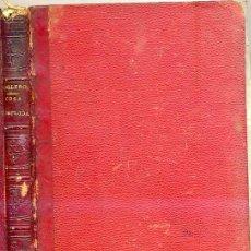 Libros antiguos: FERNAN CABALLERO : COSA CUMPLIDA SOLO EN LA OTRA VIDA - (1881) . Lote 25954264