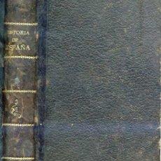 Libros antiguos: DUCHESNE : COMPENDIO DE LA HISTORIA DE ESPAÑA TOMO I (1830) . Lote 25973863