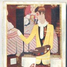 Libros antiguos: ALBERTO INSÚA : MADEMOISELLE DEMONE EN MADRID - LA NOVELA MUNDIAL, 1927. Lote 26024549