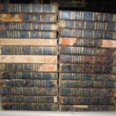 Libros antiguos: HISTORIA DE LA REVOLUCION DE INGLATERRA. 25 VOLUMENES POR GUIZOT 1827. Lote 26057837