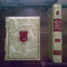 Libros antiguos: HISTORIA DE LA REGION DE MURCIA MUY ILUSTRADO EDICIONES MEDITERRANEO S.A.. Lote 26145488