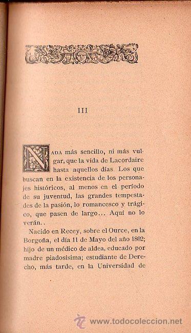 Libros antiguos: HISTORIA DE UN ALMA POR BARON DE HORTEGA - MADRID 1893 - Foto 3 - 26212743