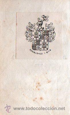 Libros antiguos: ELEMENTOS DEL DERECHO PATRIO POR JOAQUIN ESCRICHE - MADRID 1838 - Foto 3 - 26212489