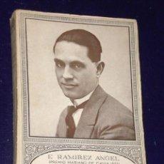 Libros antiguos: LA VILLA Y CORTE PINTORESCA. ESCENAS Y MOMENTOS MADRILEÑOS.(1924). Lote 26262334