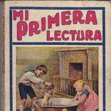 Libros antiguos: MI PRIMERA LECTURA RAMON SOPENA 1930 NARRACIONES INFANTILES CON ILUSTRACIONES. Lote 26277458