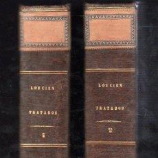 Libros antiguos: LOS CIEN TRATADOS - 2 TOMOS. Lote 26358616