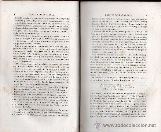 Libros antiguos: LES POETES FRANCAIS / LOS POETAS FRANCESES. 4 TOMOS - PARIS 1861 - Foto 5 - 26359002