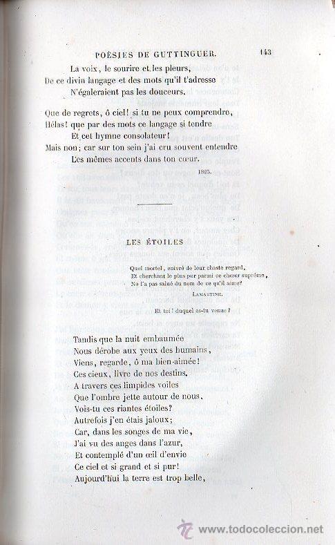 Libros antiguos: LES POETES FRANCAIS / LOS POETAS FRANCESES. 4 TOMOS - PARIS 1861 - Foto 4 - 26359002