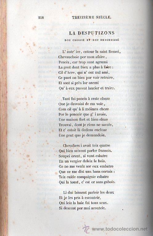Libros antiguos: LES POETES FRANCAIS / LOS POETAS FRANCESES. 4 TOMOS - PARIS 1861 - Foto 2 - 26359002