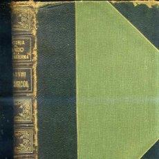 Libros antiguos: CAMBRIDGE: EL MUNDO EN LA EDAD MODERNA XVIII - LA RESTAURACIÓN (1913). Lote 26392693