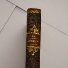 Libros antiguos: LIBRO ANTIGUO. TRATADO PRÁCTICO DE LAS ENFERMEDADES DE LOS OJOS. PLENA PIEL. 1875. MEDICINA.. Lote 26489641