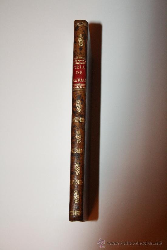 Libros antiguos: Libro antiguo. 1826. Imprenta Real. Instrucción sobre el regimen de la cria de caballos. Equitación. - Foto 3 - 26492969