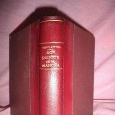 Libros antiguos: DON QUIJOTE DE LA MANCHA - CERVANTES - AÑO 1925 - ILUSTRADO.. Lote 26505902