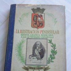 Libros antiguos: CURIOSO LIBRO DEL AÑO 1936,HOMENAJE COLEGIOS DE HUÉRFANOS DE LA GUARDIA CIVIL.. Lote 26524373