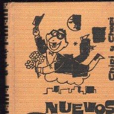 Libros antiguos: NUEVOS CHISTES POR CHIPI Y CHOPI - EDICIONES RODEGAR, BARCELONA. Lote 26701115