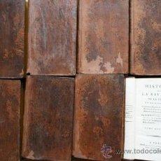 Libros antiguos: HISTOIRE DE LA RIVALITÉ DE LA FRANCE ET DE L'ESPAGNE. GAILLARD (G.H.). Lote 26739234