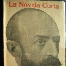 Libros antiguos: EL DOMADOR DE DEMONIOS. TRIGO, FELIPE. 1918. LA NOVELA CORTA. Lote 26934831