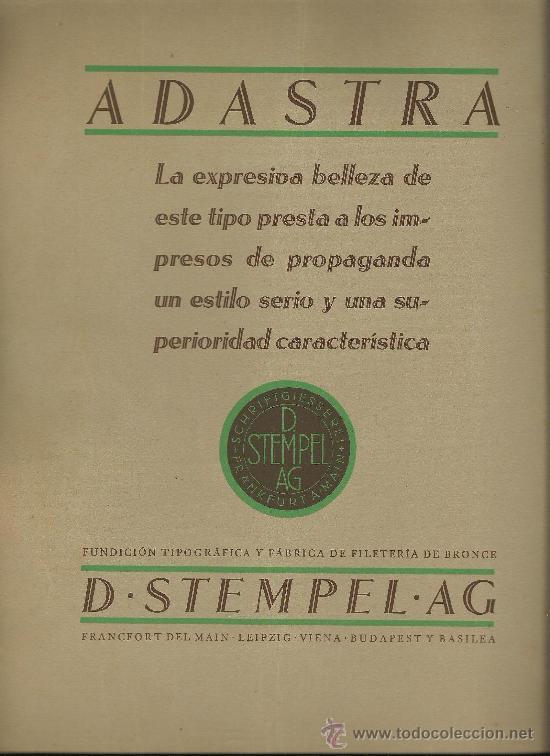 Libros antiguos: L15-16 EL TIPOGRAFO Y LITOGRAFO ALEMAN - Edicion Española de 1926 - Publicacion Anual (VER) - Foto 2 - 27077729